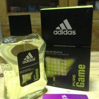 parfum original adidas pure game