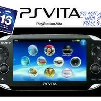 PS VITA FAT+16GB MMC FULL GAME