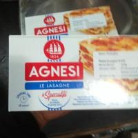 harga AGNESI | PASTA ( Lasagne N 87 ) 500g Tokopedia.com