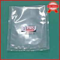 Jual Plastik Vacuum Sealer Bag 15x20 Murah