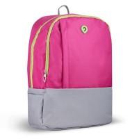 Jual Tas Laptop Estilo 720002 Warna Pink + Raincover Baru | Hand Bag