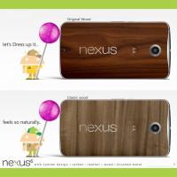 harga BestSkin - Carbon, Wood, Leather Texture For Motorola Nexus 6 Tokopedia.com