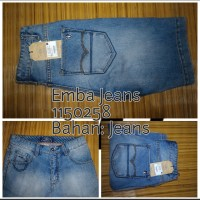Celana Pendek Cowok Emba Jeans 1150258