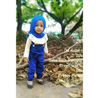 Froggy Pants (Overall n Joggee 2 in 1)