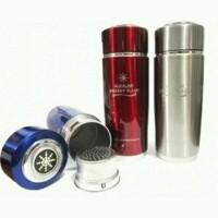 Termos Alkaline Energy Flask / Membuat Air Biasa Menjadi Air Alkalin