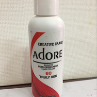 Adore Creative Image Hair Color TRULLY RED
