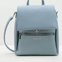 Hansel Backpack Blue Grey [Les Catino] Tas Ransel Wanita Backpack