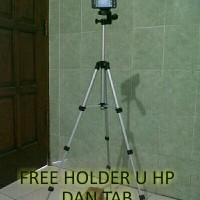 Jual Tripod untuk hp,kamera dan dslr weifeng 3110A Murah