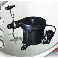 Bestway Electric Pump. Pompa Angin Elektrik Balon Kasur Pelampung Sofa