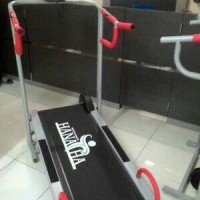 harga treadmill manual Tokopedia.com
