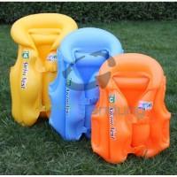 Harga jaket pelampung renang medium anak swim vest rompi baju | Hargalu.com