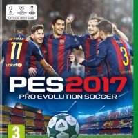Xbox One / X1 PES 2017 (Pro Evolution Soccer 2017 / PES 17 / PES2017)