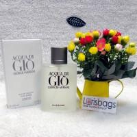 Parfum Aqua Di Gio by Giorgio Armani Original Singapore