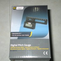 Digital Pitch Gauge RC Logger