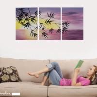 harga Lukisan Modern Kode YT31-AR | Lukisanku Tokopedia.com