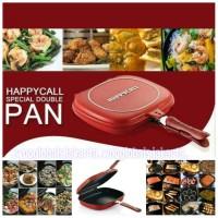 PENGGORENGAN KOREA HAPPY CALL DOUBLE PAN KOREA 32cm ANTI LENGKET