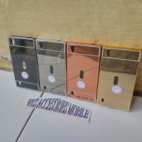 vivo Y15 / Y 15 bumper metal case miror slide aluminium vivo Y15/Y 15