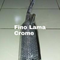harga Knalpot standart matic bobokan CSR Yamaha Mio Fino Lama Crome Tokopedia.com