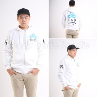 Jaket Gaming Dota 2 Dota2 CS:GO Cloud 9 Hoodie Sweater Jumper Jacket