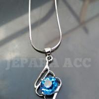 harga Kalung titanium Bonus liontin wanita Tokopedia.com