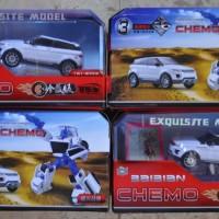 Toyworld TW-T02 - Aurora OS / Transformers Combiner/Range Rover Evoque