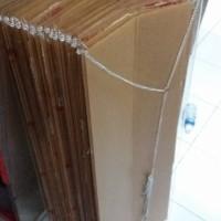 Jual talang ac acrylic ukuran 0.5 MINI pk pajang acrylic70 cm 100RB Murah