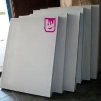 Kanvas Lukis 25 X 25 Cm / Canvas Board 25 X 25 Cm