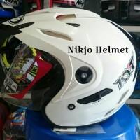 Helm KYT Venom Rider Putih