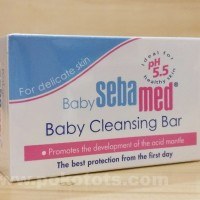 Sabun Bayi Sebamed Baby Cleansing Bar 100gr