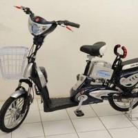 Sepeda Listrik Tipe Earth ( Harga Murah )