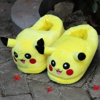 Grosir Sandal Pokemon Sandal Tidur Pikachu Sandal Karakter