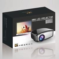 Mini Projector Portable LED Projektor Murah 1200 lumens TV Tuner ready