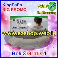BIG PROMO KingPaPa Massager Beli 3 Gratis 1 Asli Ez Shop Alat Pijat