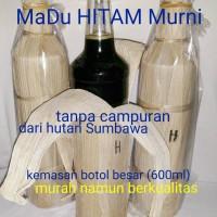 Jual Madu HITAM Asli Murni Sumbawa tanpa Campuran 100% Murah