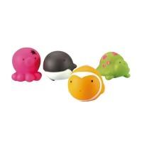 KIDSME Bath Toys Ocean | Mainan Karet Mandi | Mainan Bayi
