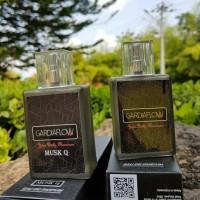 Jual Paket Gardiaflow Original + Musk Q 30ML Parfum Pemikat Lawan Jenis Murah