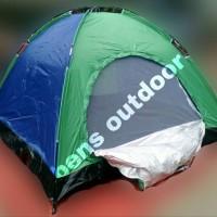 Jual tenda hyu single layer kapasitas 6 orang Murah