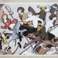 Poster Bungou Stray Dogs 1