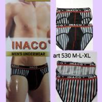 harga Celana Dalam Boxer Inaco Cowok Pria Laki Cotton CD 530 Tokopedia.com