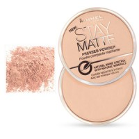 RIMMEL STAY MATTE PRESSED POWDER CREAMY BEIGE