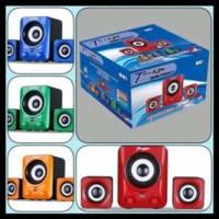 Speaker Aktif Teckyo 881 GMC (USB+Micro SD)
