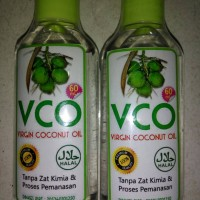 VCO,Minyak Kelapa Murni,Virgin Coconut Oil