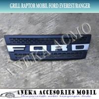 Grill / Grille Raptor Variasi Fiber Mobil Ford Ranger 2010