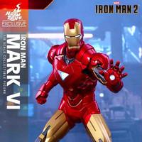 Hot Toys Exclusive Iron Man 2 Mark 6 Disney Shanghai