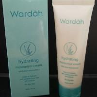 Wardah Hydrating Moisturizer Cream / Pelembab muka Wardah