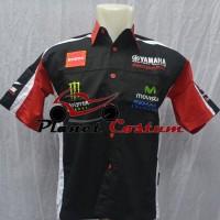 harga Kemeja Yamaha Motor / Kemeja Racing Yamaha Motor Tokopedia.com