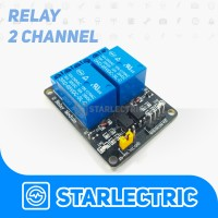 Modul Relay 2 Channel Arduino