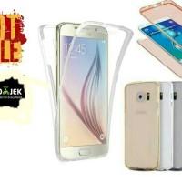 Case ( depan+belakang)/ Soft case/ Samsung A7 / J5 / S6 / S6 edge / S7