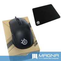 SteelSeries Rival 95 PC Bang + QcK Mini Gaming Mousepad