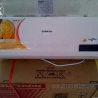 AC Sanken Ac 1/2 PK R410a EC-05R4D Dilengkapi Vitamin C